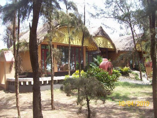 The Sana Beach Resort: Cottages