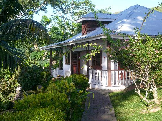 La Residence: Villas