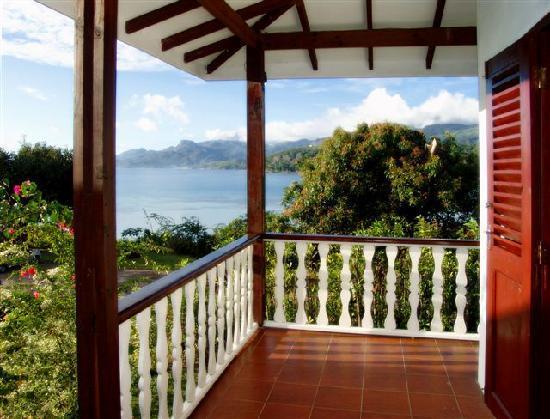 La Residence Villas & Studios: View