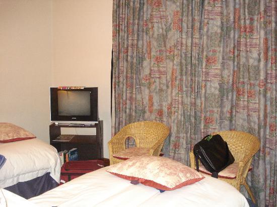 Eendracht Hotel: room