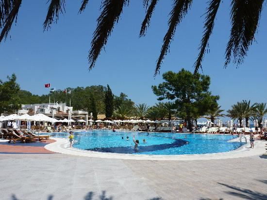 Club Med Palmiye: La piscine