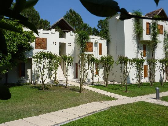 Club Med Palmiye: Les bungalows