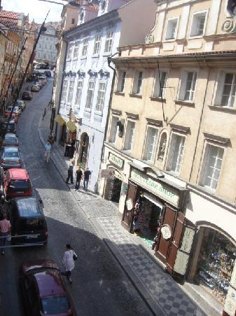 Aureus Clavis Hotel: View from the room