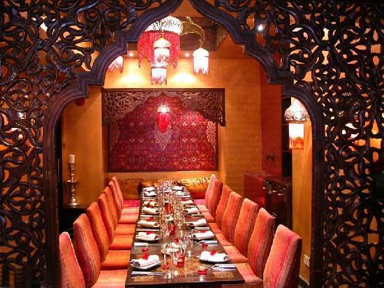 Moroccan restaurant bayswater