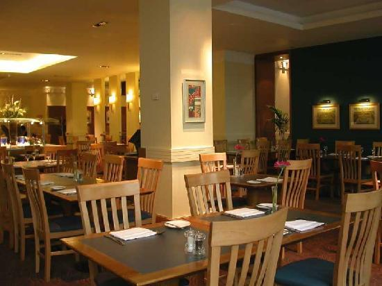 The Garden Brasserie Restaurant