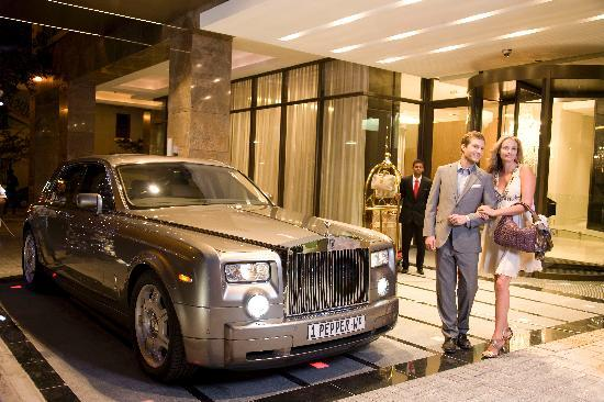 Pepperclub Hotel & Spa: Rolls Royce