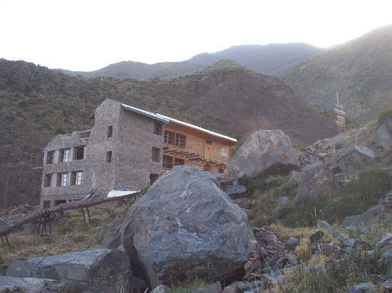 Refugio San Bernardo: Paix