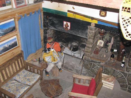 Potrerillos, Argentyna: le repos