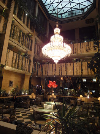 Cham Palace Damascus : CHAM PALACE, DAMASCUS