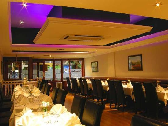 Panahar Indian Restaurant Battersea