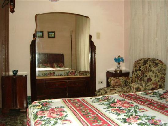 L'Auberge de Raquel: one of the bedrooms