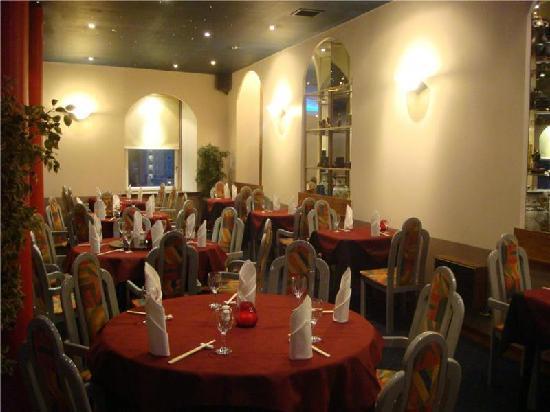 Chinese Restaurant Crown Terrace Aberdeen