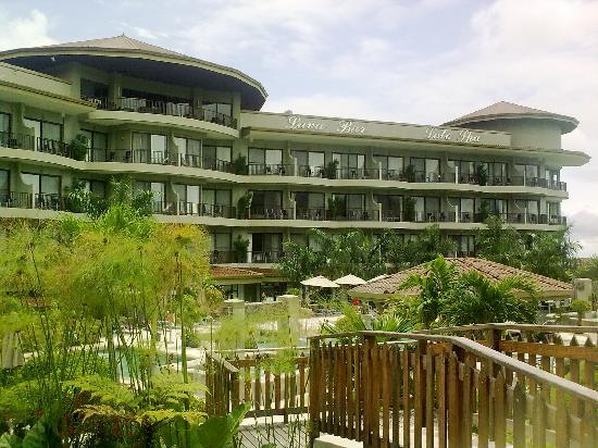 The Royal Corin Thermal Water Spa & Resort: Excelente el Hotel