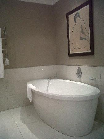 Fancourt: great bathrooms