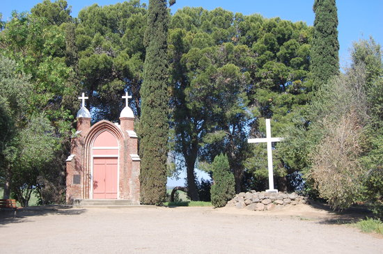 Colusa, CA: The Grand Island Shrine