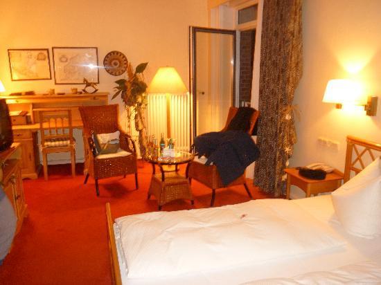Concorde am Leineschloss Hotel: Room