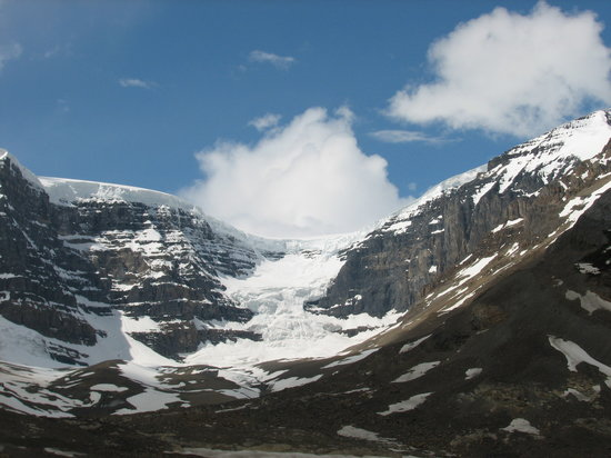 Banff National Park, Canada: Glacier