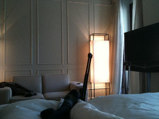 Hotel Palacio de Villapanes: suite