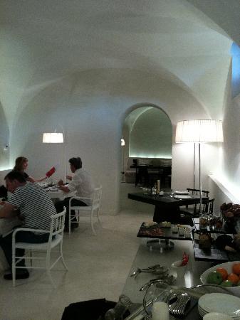Hotel Palacio de Villapanes: Restaurante