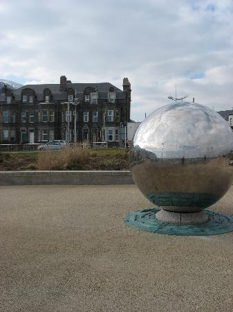 Amble In B&B: THE SILVER BALL!