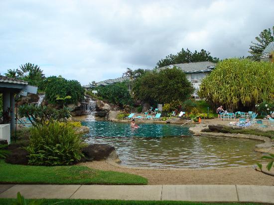 Wyndham Bali Hai Villas: View of Pool from our room, Bali Hai