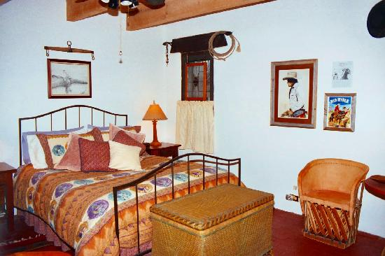 Sandhill Crane Bed and Breakfast: Mesa Room