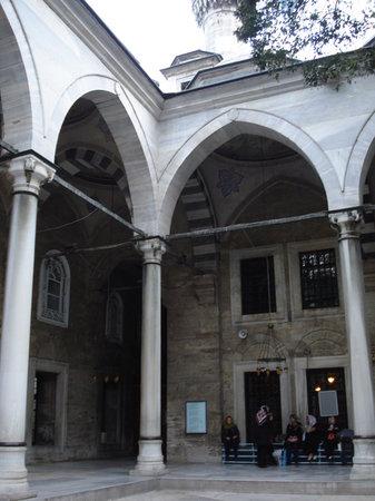 Eyup Sultan Mosque (Eyup Sultan Camii): Moschea di Eyup Sultan