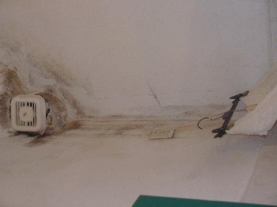 smartline Dimitrios Beach: fuite dans la salle de bain