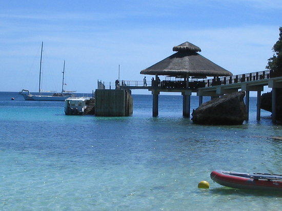 Shangri-La's Boracay Resort & Spa: the port where you are welcomed