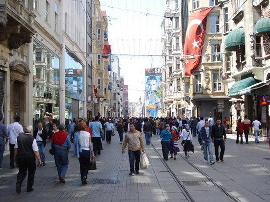 伊斯迪卡尔街