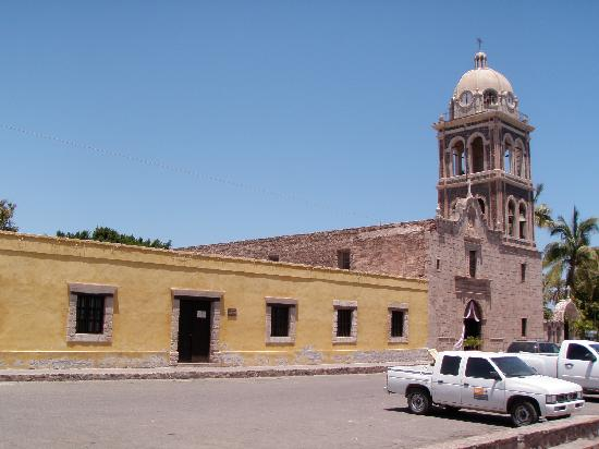 Coco Cabanas Loreto: Loreto Mission
