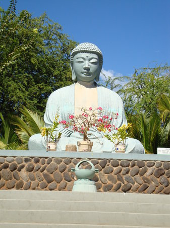 لاهاينا, هاواي: Jodo Mission, Lahaina