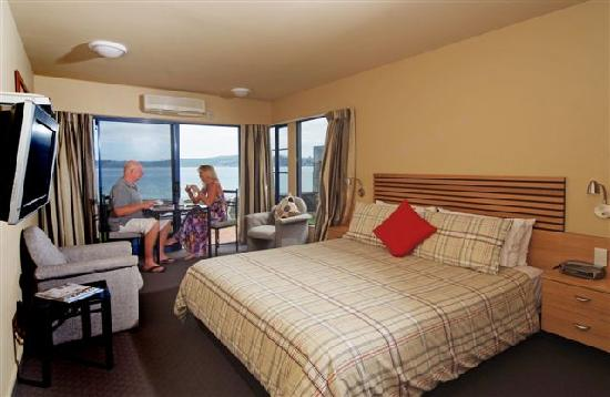 Clearwater Motor Lodge: Room interior