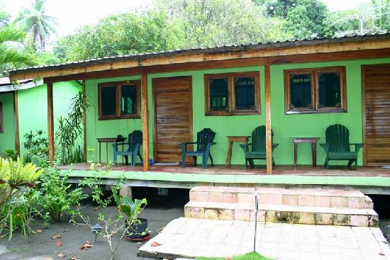 Cabinas Sol y Mar: Our Cabins