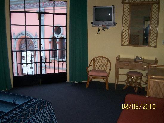 Hotel Salmones: Interior de habitación 2