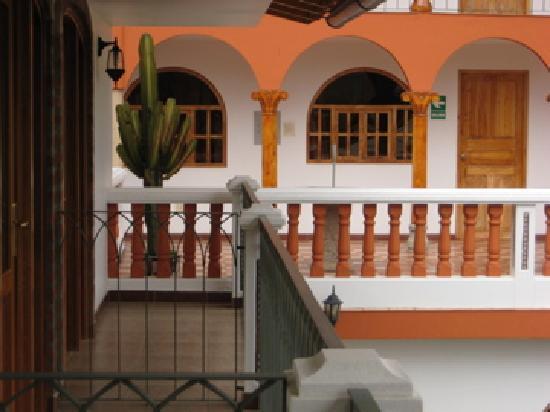 San Sebastian Hotel Boutique: hotel patios