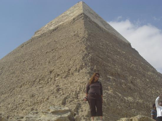 Gizeh, Égypte : The Great Pyramids