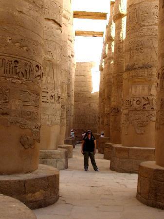 Gizeh, Ägypten: Karnak Temple