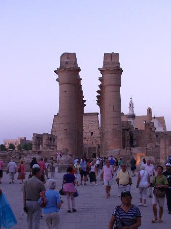 Gizeh, Ägypten: Luxor Temple