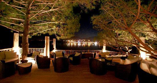 Hôtel Le Belvédère : Le Lounge U Niddu