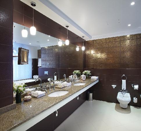 Radisson Royal Hotel Moscow: Ambassador Suite Bathroom