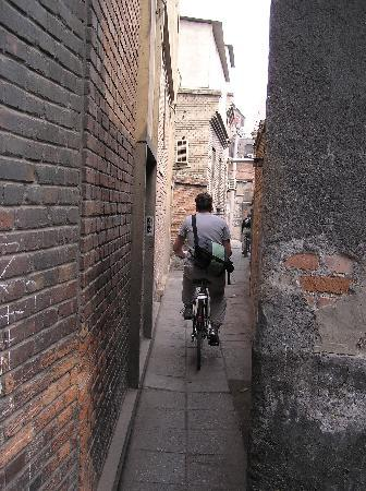 Cycle China-Beijing One-day Tour: Old Beijing Hutong