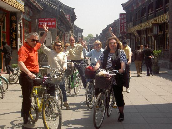 Cycle China-Beijing One-day Tour: the antique market