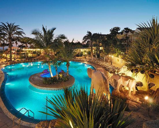 Gran Oasis Resort: Piscina Gran Oasis