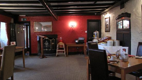 Drymen, UK: Breakfast room / restraunt