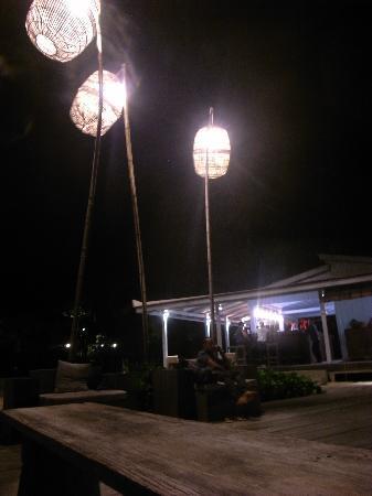 Knai Bang Chatt: Sailing Club in the evening