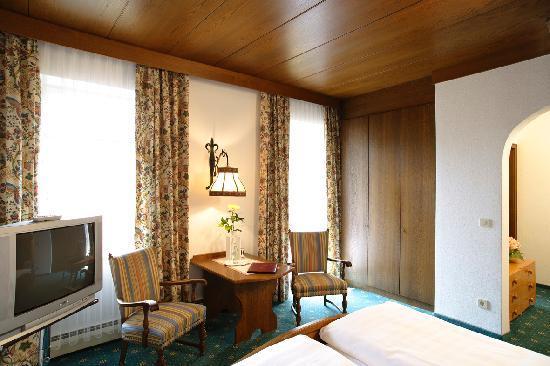 Kurhotel Alpina: Doppelzimmer Landhaus Friedrichshöhe