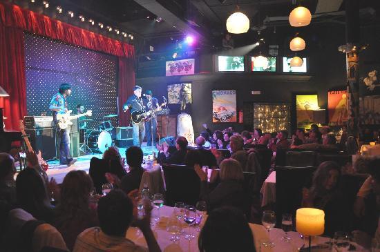 Benalup-Casas Viejas, สเปน: El concierto que vimos en Utopia