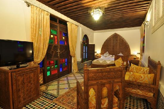 Riad Salam Fes: suite junior