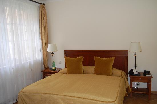 Appia Hotel Residences: eines der Schlafzimmer